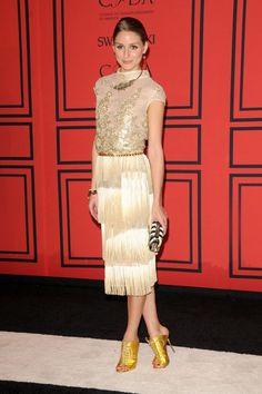 Olivia Palermo - CFDA Awards 2013
