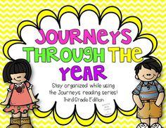 Journeys Through the Year (Third Grade Resource Packet)