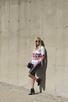 My Dressed Up Sweatshirt | Style in a Small Town
