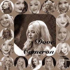 Dove Cameron, such a beauty!
