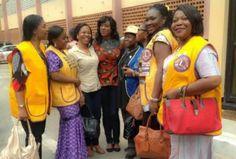 Chika Ike commences refugee ambassadorial work with LASEMA visit