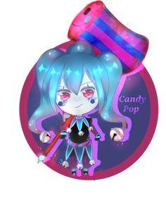 Candy Pop by lindaevasn on DeviantArt Creepypasta Chibi, Creepypasta Characters, Jack Y Jill, Creepy Pasta Family, Creeped Out, Candy Pop, Deviantart, Leaf Pendant, Candy Cane