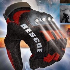 Rescue Light Glove for Fire/ EMS Tactical glove Firefighter Tools, Firefighter Family, Female Firefighter, Volunteer Firefighter, Firefighters Girlfriend, Fire Dept, Fire Department, Fire Training, Off The Grid