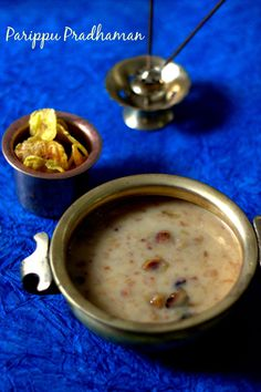 Parippu Pradhaman ( Dal Payasam/ Lentil Pudding: Kerala Sadya Special) Recipe. A jaggery based pudding made with green gram dal. This lentil pudding makes us...