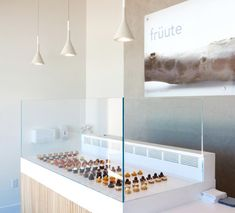 my boyfriend did the plumbing in this cute bakery in west hollywood, i am proud :)  http://www.fruute.com/