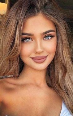 Stunning Eyes, Beautiful Lips, Beautiful Women Pictures, Beautiful Girl Image, The Most Beautiful Girl, Girl Face, Woman Face, Beauty Full Girl, Beauty Women