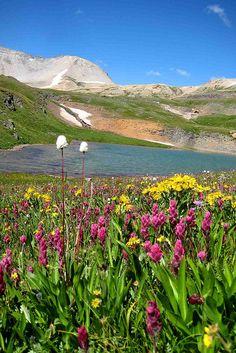 Spring in the San Juans - Durango, Colorado