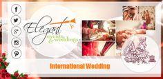 Elegant Events & Weddings for planning your international wedding.