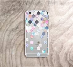 iPhone 6s Case Marble iPhone 6S Plus Case Clear by casesbycsera