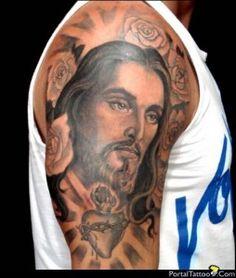 Tatuagens Religiosas, homens, mulheres, jesus cristo, Significado, fotos