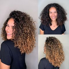 Lace Frontal Wigs Big Box Braids With Curls Indian Curly Wig Best Women Curly Wigs Cute Hairstyles For Medium Curly Hair Dyed Curly Hair, Dyed Natural Hair, Colored Curly Hair, Curly Wigs, Curly Hair Tips, Curly Hair Styles, Big Box Braids, Braids With Curls, Medium Curly