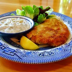 One Perfect Bite: Frugal Foodie Friday - Crisp Pork Cutlets with Lemon-Caper Sauce