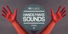 Hands Make Sounds is a free sound library featuring 158 samples of hand claps and finger snaps (. The sounds were recorded in six different indoor lo… Sound Free, Sound Library, Sound Samples, Drum Kits, Make A Donation, Free Samples, Hands, Blog, How To Make