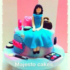 Debut cake