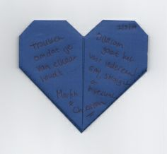Heart # 854 - an artistic work supporting marriage equality.