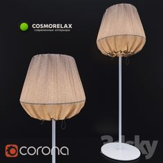 Floor lamp Baklava