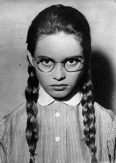 young Brigit Bardot