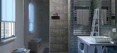 Bathroom #design by Bart