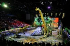 Walking With Dinosaurs - The Live Experience ~ ::sniff:: I miss my dinos :'(