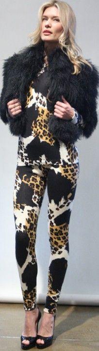 Adrienne Vittadini RTW Fall 2012♥✤ | Keep the Glamour | BeStayBeautiful