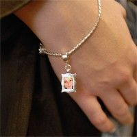 Idea Gallery | Product Details | Baby Foot Bead Charm