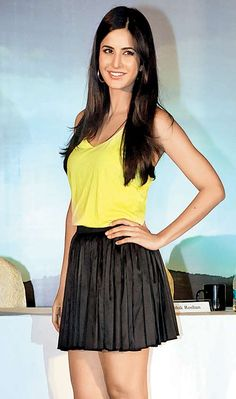 Katrina Kaif #Bollywood #Style #Fashion