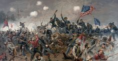 Of All The Battles In The American Civil War, These 10 Were The Most Deadly