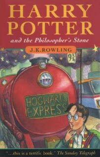 Je me suis prise à relire les Harry Potter en VO :) : Harry Potter by J.K. Rowling