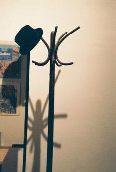 hat - film photography