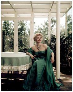 vintage hairstyles Eva Gabor LOVE THIS