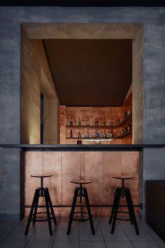 Copper Bar | Wallpaper*