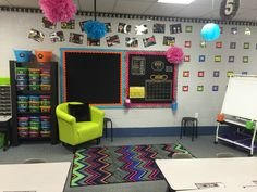 Classroom Decor - Classroom Brights Collection