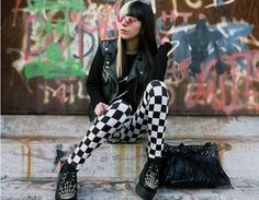 #fbloggers love post number 4 Love Post, Fashion Bloggers, Punk, Number, Style, Swag, Punk Rock