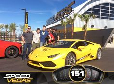 #SPEEDVEGAS – The Newest and Fastest Driving Experience in Las Vegas