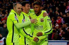 El Barça golea como visitante