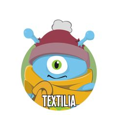 Bild på Textilia i en rund cirkel Minions, Mall, Education, Fictional Characters, Drink, Food, Pictures, Beverage, The Minions