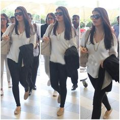 11 Times Bollywood Actresses Left Us Spell Bound With Their Amazing Airport Style #bollywood #celebrities #fashion #airport #style