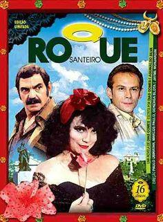 Roque Santeiro - l985 - novela de Dias Gomes - escrita por Aguinaldo Silva - produzida e exibida pela Rede Globo