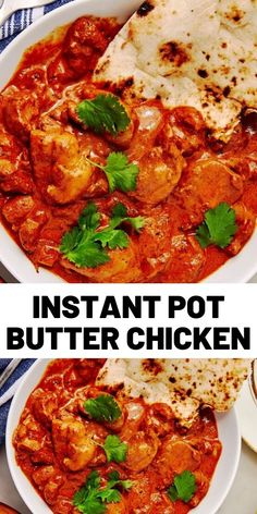 Butter chicken is your favorite Indian take-out dish that you can now make faster than delivery. Full of flavor, this dish will become a weekly staple. #chickenrecipes #dinner #easyrecipes #food #cooking #lunch