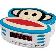 paul frank alarm clock