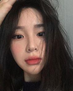 Asian Makeup Looks, Korean Natural Makeup, Korean Makeup Look, Natural Makeup Looks, Korean Beauty, Asian Beauty, Pretty Korean Girls, Cute Korean Girl, Asian Girl