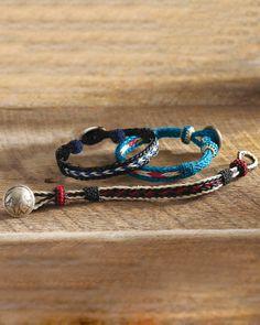Cimarron Horsehair Bracelet