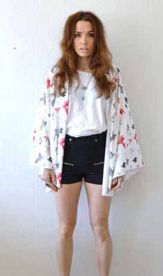 Tyrnifarmarit: Zero Waste Kimono Tutoriaali