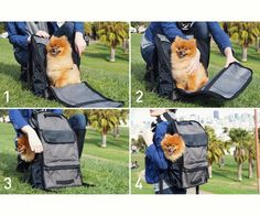 Muttmover Backpack   Easy to Clean, Small Dog & Pet Carrier
