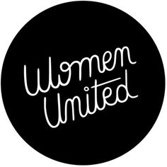Women United Black and white lettering Art Print (905 RUB) ❤ liked on Polyvore featuring home, home decor, wall art, phrase, quotes, saying, text, calligraphy wall art, black and white home accessories and typography wall art