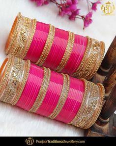 Kundan Bangles, Bridal Bangles, Bridal Jewelry, Wedding Chura, Red Wedding, Wedding Dress, Bridal Chuda, Homemade Wedding Favors, Antique Jewellery Designs