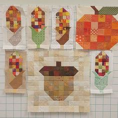 Looky at the awesome Farm Girl Vintage fall sewing going on from The Farm Chicks…