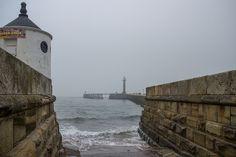 Whitby, the way to the beach... | Flickr: Intercambio de fotos