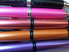 Pilot Vanishing Point fountain pens   Flickr - Photo Sharing!