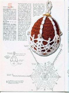 DIY Handmade: Jajka na szydełku - 15 wzorów i schematów